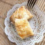 【ヒルナンデス】てぬきおやつレシピ!餃子の皮でとろ~りアップルパイの作り方を紹介!