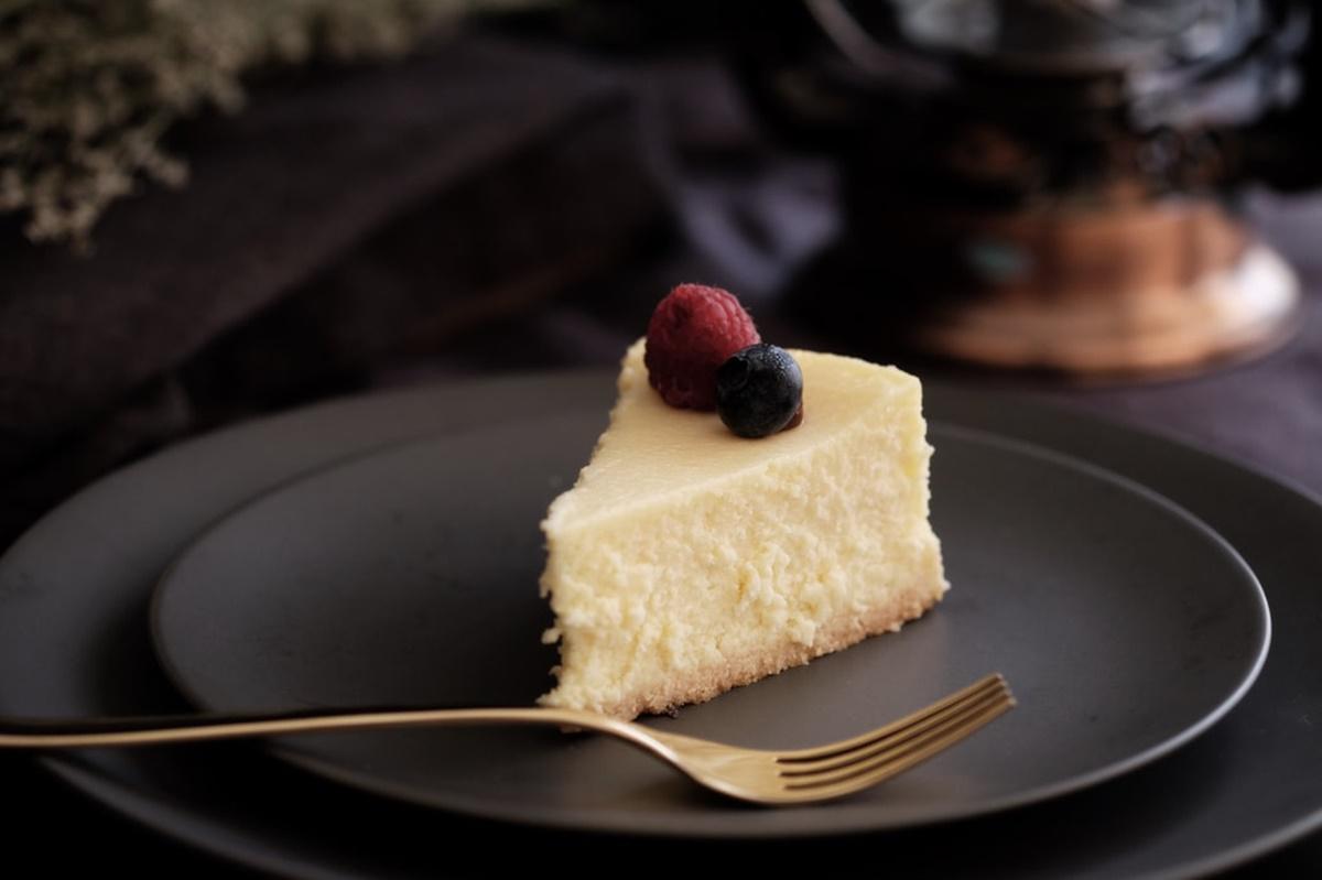 世界一簡単なチーズケーキ