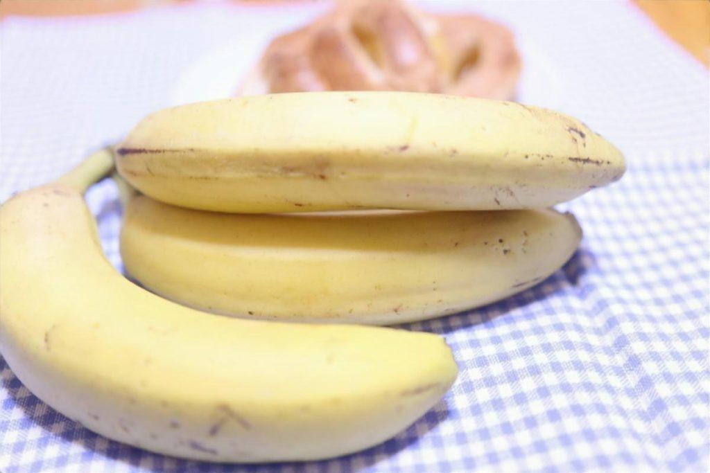 餃子の皮でチョコバナナパイ
