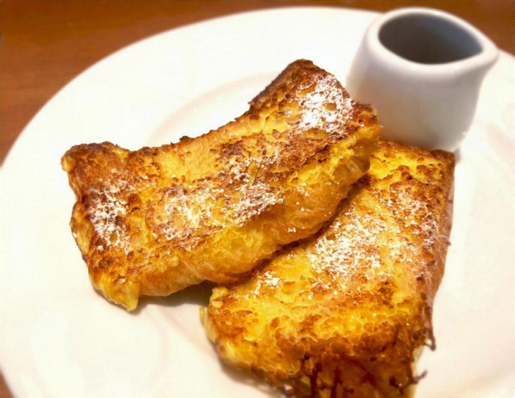 梨のフレンチトースト