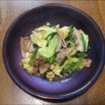 【きょうの料理】鶏むね肉のホイコーローの作り方を紹介!杵島直美さんのレシピ