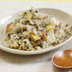 【まいにちスクスク】チャーハンの作り方を紹介!若菜まりえさんのレシピ