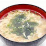 【よ~いドン】モロヘイヤ産ごちレシピ!モロヘイヤのかき玉スープの作り方を紹介!
