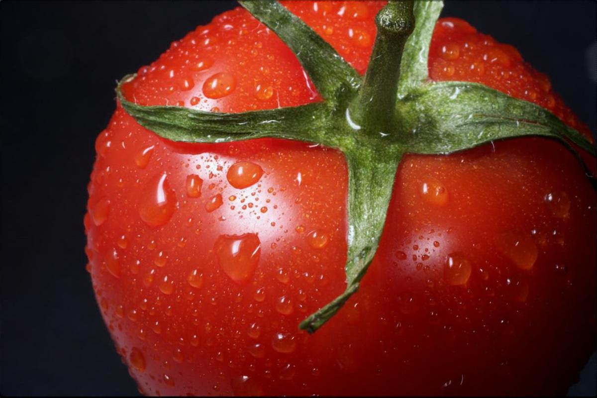 冷凍トマトでインド風トマトいり卵
