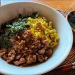 【きょうの料理】納豆と根菜のそぼろ丼の作り方を紹介!舘野真知子さんのレシピ