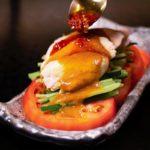 【きょうの料理】ささみとトマトのバンバンジー風の作り方を紹介!杵島直美さんのレシピ