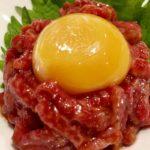 【ヒルナンデス】鮪のたたきユッケの作り方を紹介! 業務田スー子さんのレシピ