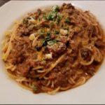 【土曜はナニする】ホットプレートレシピ!ボロネーゼパスタの作り方を紹介!
