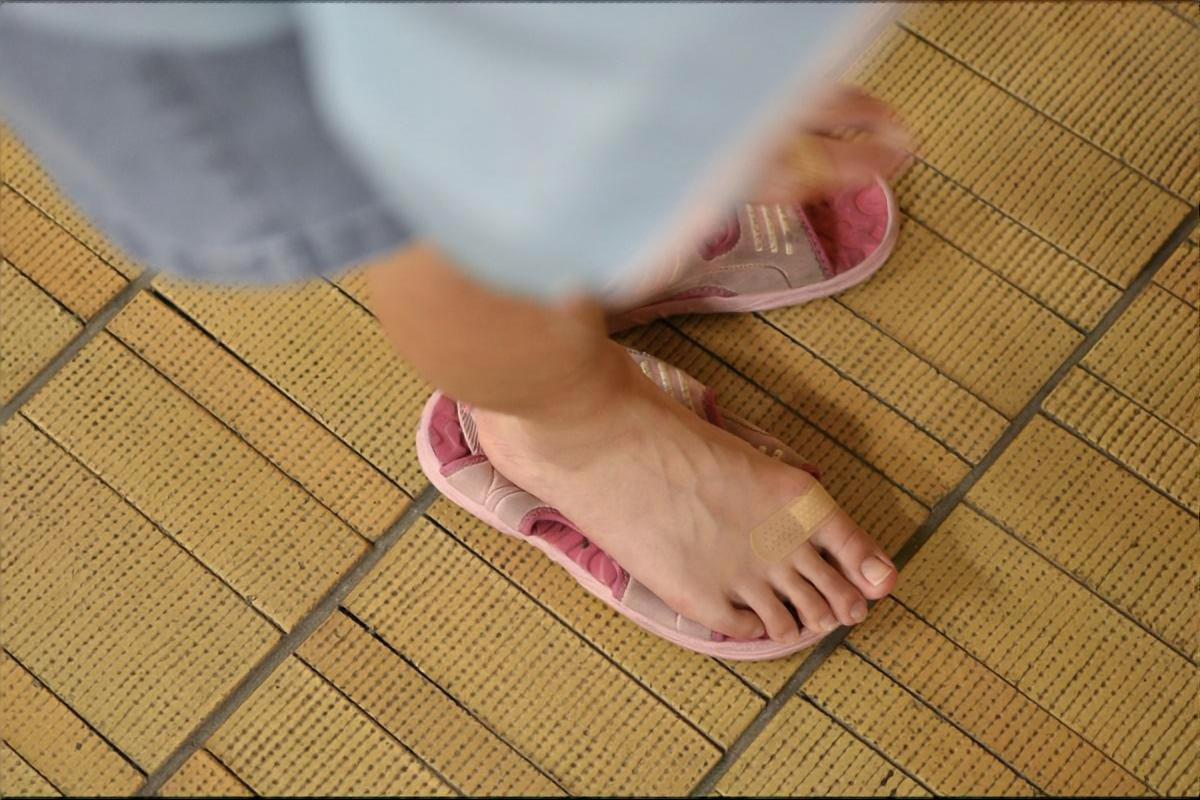 靴擦れ防止スプレー かかとガード