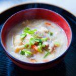 【よ~いドン!】ハマチ産ごちレシピ!ハマチの粕汁を石田靖さんが紹介!