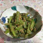 【シューイチ】まじっすか小松菜のごま和え作り方を紹介!鈴木香純さんのレシピ