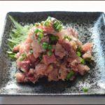 【よ~いドン!】ハマチ産ごちレシピ!ハマチの洋風なめろうを石田靖さんが紹介!
