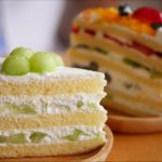 【シューイチ】丸ごとメロンケーキの作り方を紹介!加藤幸樹さんのレシピ