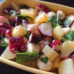 【きょうの料理】モッツァレラとたこの和風サラダの作り方を紹介!小林まさるさんのレシピ