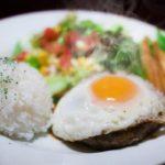 【キャスト】ゆーママの時短節約レシピ!カフェ風・本格ハンバーグ御膳を紹介!