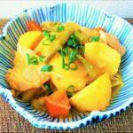 【おかずのクッキング】大原千鶴さんのレシピ!じゃがいものそぼろ煮の作り方を紹介!