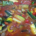 【ちちんぷいぷい】野菜たっぷりラタトゥイユうどんの作り方を紹介!中辻利宏さんのレシピ