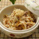 【ZIP】サバ缶のしっとりそぼろの作り方!余った食材解決レシピ!