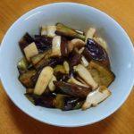 【きょうの料理】厚揚げとなすの香味炒めの作り方を紹介!菰田欣也さんのレシピ