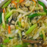 【家事ヤロウ】リュウジさんのレシピ!台湾風焼きそばの作り方を紹介!
