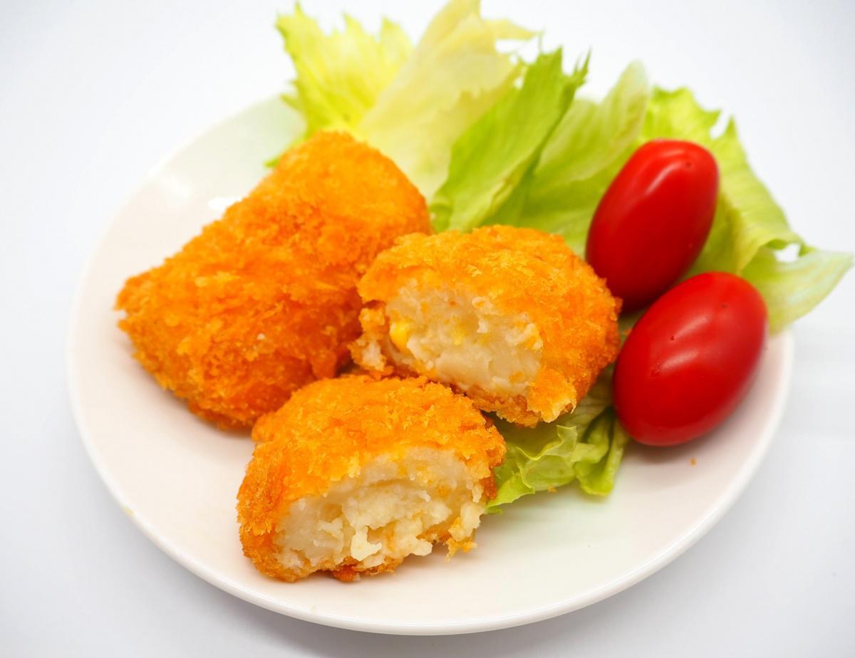 豆腐クリームコロッケ