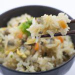 【キャスト】ボンゴレビアンコで炊き込みご飯の作り方を紹介!今泉マユ子さんのレシピ