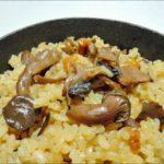 【ヒルナンデス】キノコとトマトの炊き込みご飯の作り方を紹介! 風森美絵さんのレシピ