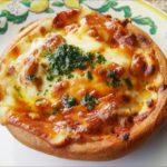 【土曜はナニする】世界一簡単なパンレシピ!グラタン風BOXパンの作り方を紹介!