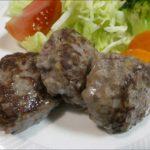 【おかずのクッキング】韓国風ハンバーグの作り方を紹介!コウケンテツさんのレシピ