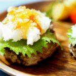 【きょうの料理】大豆氷で和風ハンバーグの作り方を紹介!藤井恵さんのレシピ