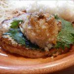 【火曜サプライズ】しそ巻き和風ハンバーグの作り方を紹介!三吉彩花さんのレシピ
