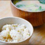 【きょうの料理】大豆氷で小松菜とにんじんの味噌汁の作り方を紹介!藤井恵さんのレシピ