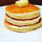 【土曜はナニする】世界一簡単なパンレシピ!ふわふわパンケーキの作り方を紹介!