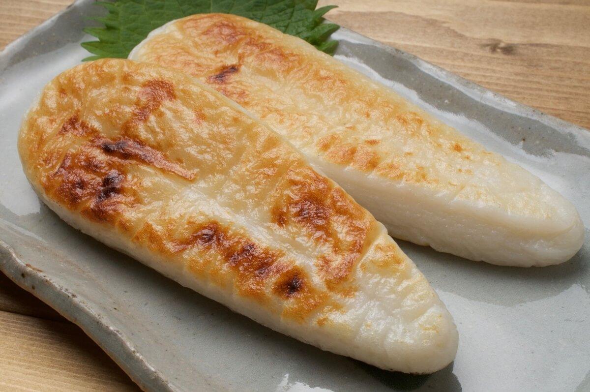 笹かまラー油トースト