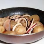 【よ~いドン!】兵庫県香美町イカ産ごちレシピ!イカの炊き合わせ 梅肉添えを紹介!