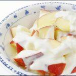 【おかずのクッキング】りんごの甘露煮 ヨーグルト添えの作り方を紹介!土井善晴さんのレシピ