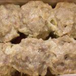 【ZIP】ホットプレートでシューマイの作り方を紹介!かめ代。さんのレシピ
