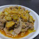 【きょうの料理】豚肉ときのこの甘酢がらめの作り方を紹介!斉藤辰夫さんのレシピ