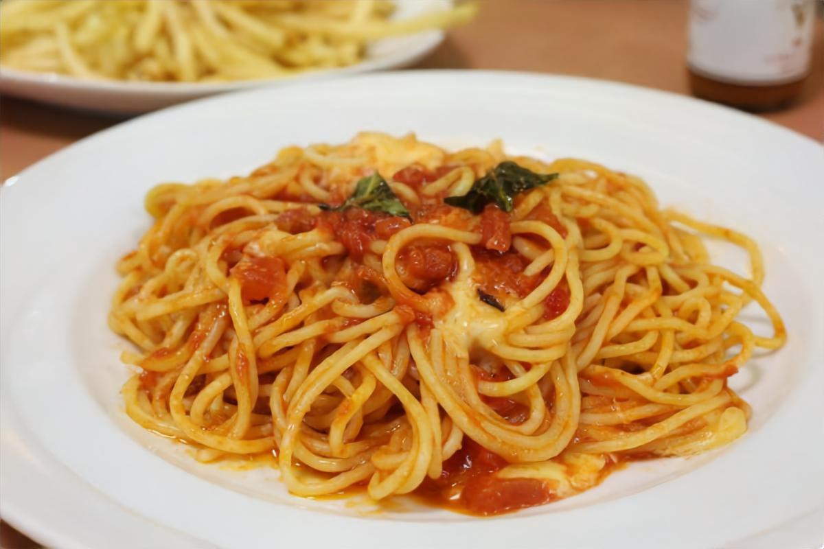 おしゃべりクッキング,小池浩司,サーモンのトマトスパゲッティ