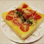 【相葉マナブ】味噌トマトトーストの作り方を紹介!味噌レシピ