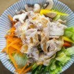 【きょうの料理】ゆで豚のピリ辛ソースの作り方を紹介!陳健一さんのレシピ