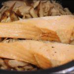 【よ~いドン】奈良県宇陀市ごぼう産ごちレシピごぼうと鮭の炊き込みご飯の作り方を紹介!