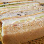 【おかずのクッキング】りんごのサンドイッチの作り方を紹介!土井善晴さんのレシピ