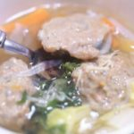 【きょうの料理】雑穀と豚だんごのしょうがスープの作り方を紹介!新谷友理江さんのレシピ