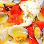 【キャスト】白身魚のアクアパッツァの作り方を紹介!たっきーママさんのレシピ