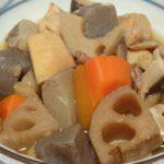 【趣味どきっ】レンチン筑前煮の作り方を紹介!若菜まりえさんのレシピ