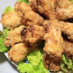 【趣味どきっ】ざくざくフライドチキンの作り方を紹介!若菜まりえさんのレシピ
