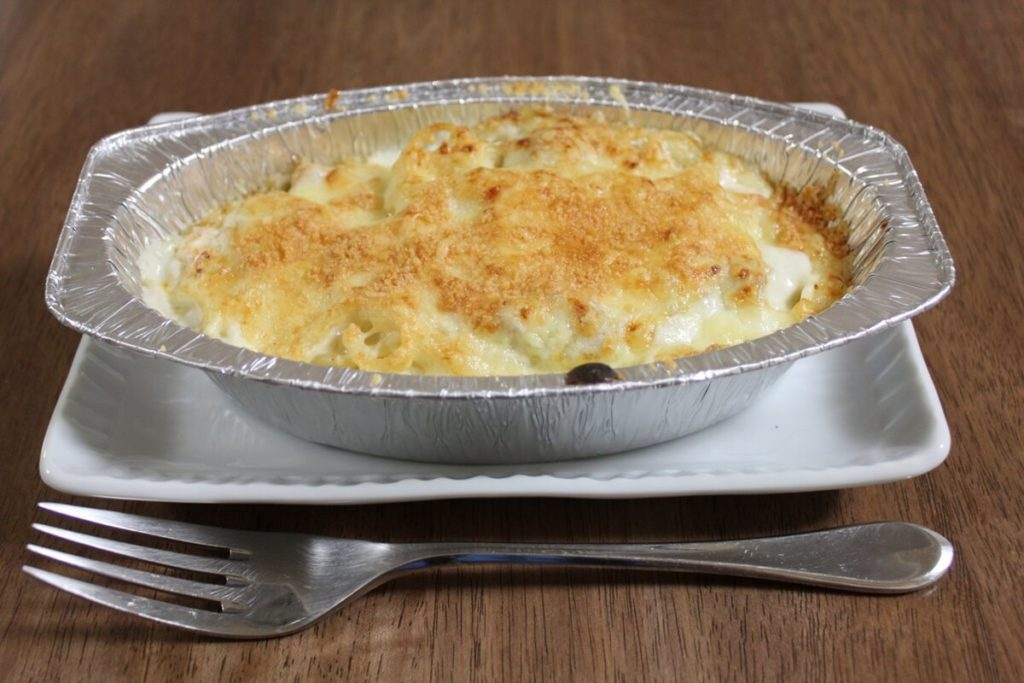 長芋のとろろチーズ焼き