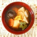 【雑煮ジャーニー】八丁みそ仕立ての牛鍋雑煮の作り方を紹介!松本栄文さんのレシピ