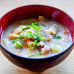 【おしゃべりクッキング】ぽかぽか粕汁の作り方を紹介!岡本健二さんのレシピ